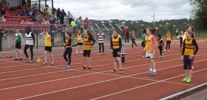 4 finalists in GU12 60m