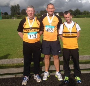 Brian Hayes, Conor Fitzgerald, Tim Twomey