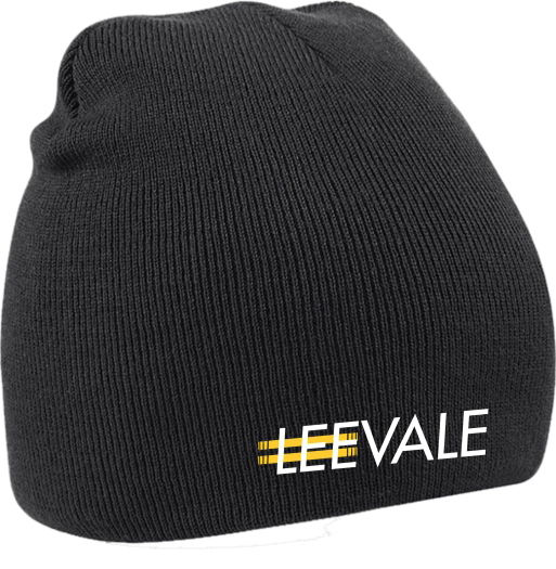 Leevale Beanie Hat Crested
