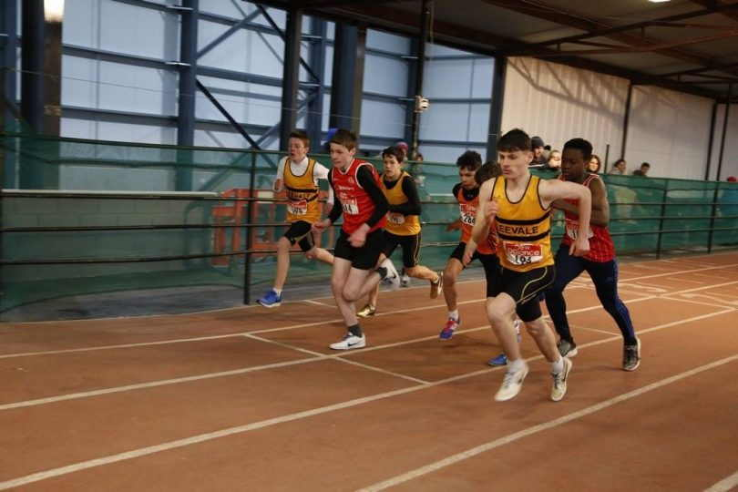 0cbec35bdb7 Leevale Athletes Excel at the Munster Indoor Combined Events   Junior  Championships
