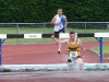 James Grufferty in steeplechase