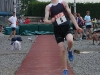 David Quilligan in Long Jump