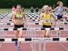 Katey Byrd - 100m hurdles