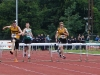 BU17 300m hurdles