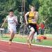David Quilligan - BU19 100m