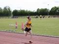 John Corr wins Masters 200m