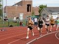 James Grufferty leads 1500m