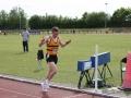 James Grufferty wins 1500m