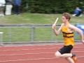 David Killeen - 4x100m action shot 11