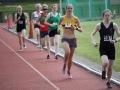 3000m - Jessie Vonhatten on her way to 2nd behind Niamh Roe