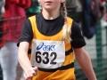 Leevale U10 Girls Athlete, Chloe McCarthy. Munster Juvenile Athletics Championships, Castleisland Co Kerry, 13-06-2010