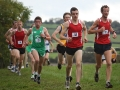 Barry Donovan leads the pack