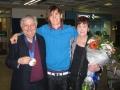 Liam Horgan, Ciaran O'Lionard & Angela O'Lionard