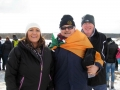 Liam Horgan, Caroline Philpott & Tony Shine