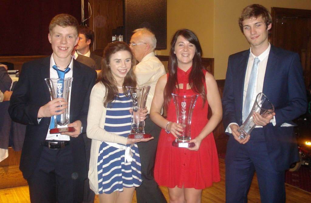 Munster Star Award Winners